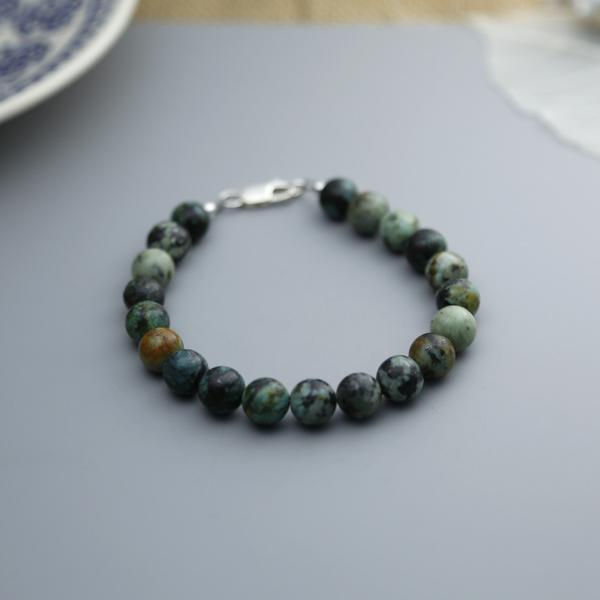 african-jasper-round-bracelet