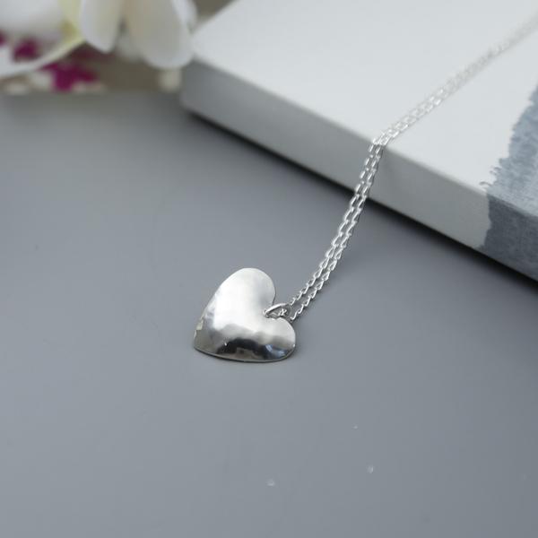hammered-heart-pendant-SBPHP