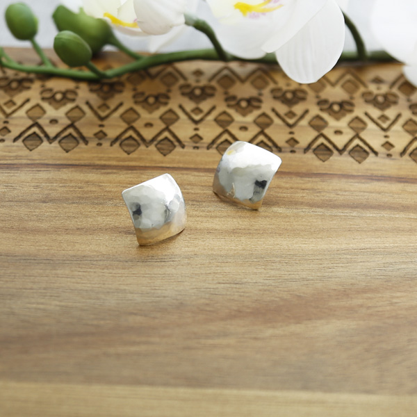 square-earring